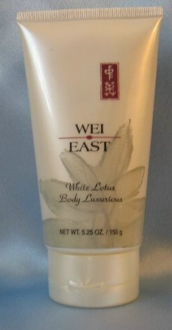 WEI EAST White Lotus RICH BODY LUXURIOUS CREAM 5.25 oz