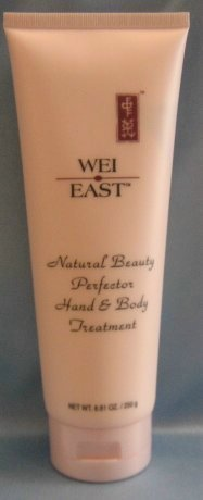 WEI EAST NATURAL BEAUTY PERFECTOR Hand Body Cream BIG!