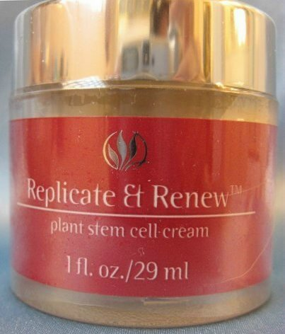 SERIOUS SKIN CARE Replicate and Renew Plant Stem Cell Cream