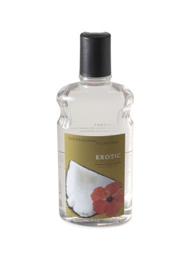 Bath & Body Works Pleasures Exoctic Coconut Shower Gel 10 fl oz