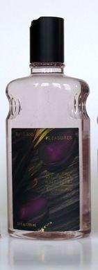 Bath & Body Works Pleasures Black Amethyst Shower Gel 10 fl oz