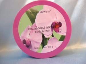 Bath and Body Works Enchanted Orchid Body Butter