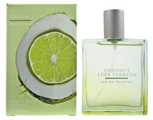 Bath & Body Works Luxuries Coconut Lime Verbena Eau De Toilette 1.7 fl oz