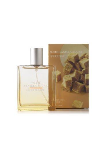 Bath & Body Works Luxuries Warm Vanilla Sugar Eau De Toilette 1.7 fl oz