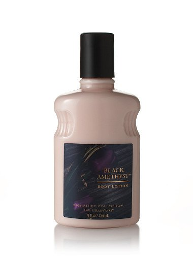 Bath & Body Works Signature Collection BLACK AMETHYST Body Lotion