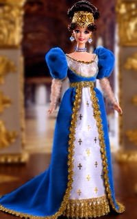 Barbie French Lady Great Eras Collection (1996)