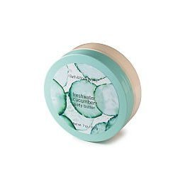 Bath & Body Works Freshwater Cucumber Butter Cream 7 oz