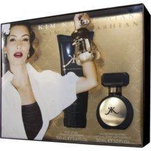 Kim Kardashian Gold for Women Gift Set
