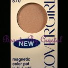 2 PK Covergirl Eyeshadow - bedazzled biscotti #670