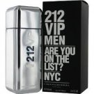 212 VIP by Carolina Herrera for Men EDT Spray 3.4 oz