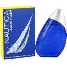 Nautica Aqua Rush by Nautica for Men EDT Spray 3.4 oz