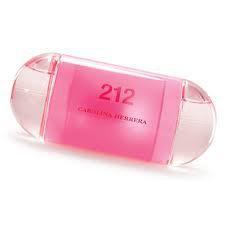 212 POP  by Carolina Herrera TESTER for Women EDT Spray 2.0 oz