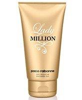 Lady Million by Paco Rabanne For Women Shower Gel 5.1 oz