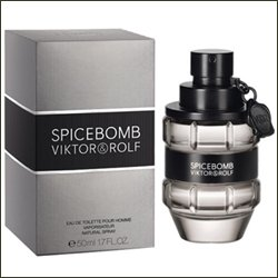 Spicebomb by Viktor & Rolf for Men EDT Spray 1.7 oz