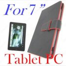 Leather Case Cover for 7 inch Android Tablet PC iRobot M002
