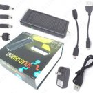 SOLAR POWER CHARGER FOR MOBILE PHONE CAMERA PDA MP3 MP4