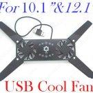 Mini USB fan cooler for macbook laptop notebook netbook