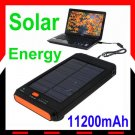 Solar Battery Charger Laptop Notebook Phone PSP GPS MP3