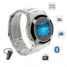 S760 Quad Band Dual Cards FM Touch Screen Watch Phone