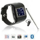Q8 Quad Band Dual Cards with FM Touch Watch Phone