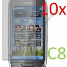 10pcs Screen Film Cover Protector for Nokia C7