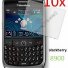 10pcsScreen Film Protector Cover for BlackBerry Curve 8900