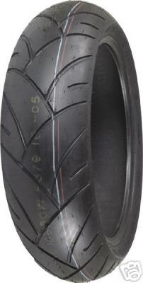 180/55ZR17 R005 rear tire