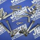 04-05 GSXR 750 REAR SETS