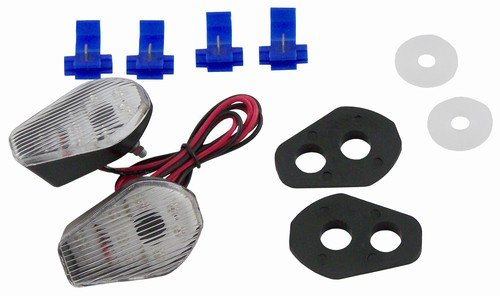 HONDA CBR 600RR (2003-2011), CBR 1000RR (04-07), F4I (ALL YEARS) FLUSH MOUNT TURN SIGNALS