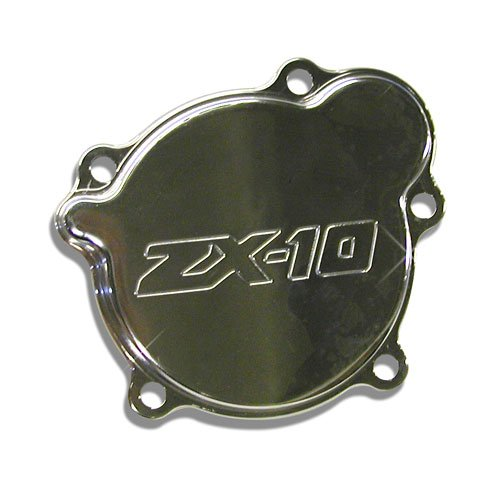 KAWASAKI ZX10R (04-05) CHROME ENGINE COVERPART # CA2908)