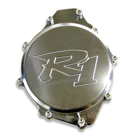 YAMAHA R1 (98-03) CHROME ENGINE COVER (PART # CA2888)