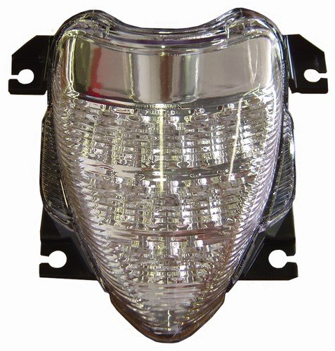 SUZUKI M109 BOULEVARD (06-07) CLEAR INTEGRATED TAIL LIGHT (PART # YS100IT)