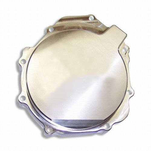 SUZUKI GSXR1000 NEW (05-08) POLISHED ENGINE COVER (PART # A2990)