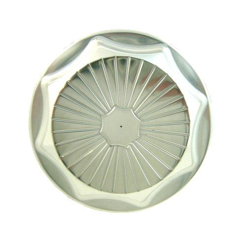 SUZUKI GAS CAP (4 BOLT BRACKET) TRIPLE CHROMED FITS  HAYABUSA (PART # CA3661)