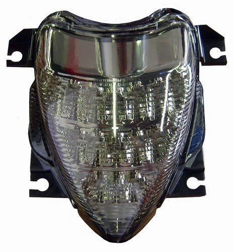 SUZUKI M109 BOULEVARD (06-07) SMOKED INTEGRATED TAIL LIGHT (PART # YS100ITS)