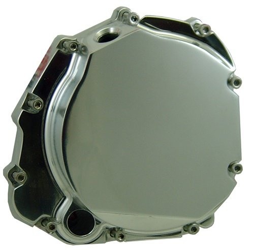 SUZUKI GSXR 600 (01-05) 750 (00-05) 1000 (01-06) CHROMED  CLUTCH COVER 061206-001A()