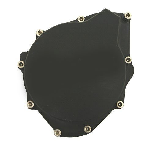 SUZUKI HAYABUSA GSXR 1300 (99-07) ANODIZED BLACK ENGINE COVER