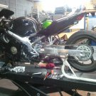CBR 600 F4/F4I FIXED LENGTH SWINGARM