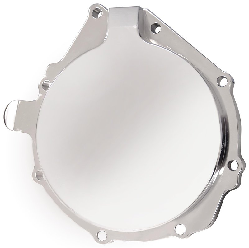 HONDA CBR1000RR (04-06)POLISHED ENGINE COVER (PART # A2901)