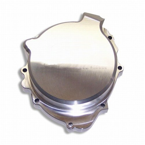 HONDA CBR600RR (03-06) POLISHED ENGINE COVER (PART # A2899)