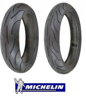 MICHELIN PILOT POWER 190/55/17 R 120/70/17 F SET