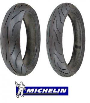 MICHELIN PILOT POWER 180/55/17 R 120/70/17 F SET