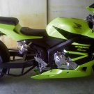 CBR 600RR 300 KIT BLACK ARM CHROME WHEELS