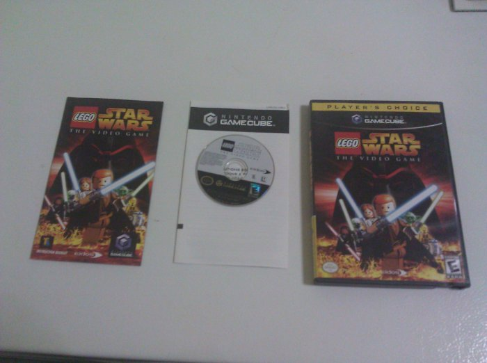 Lego Star Wars The Video Game -  Gamecube
