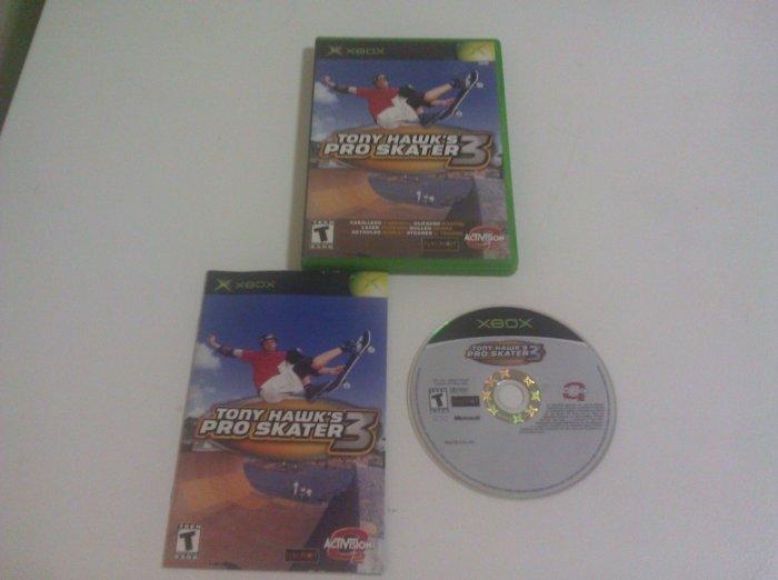 Tony Hawk's Pro Skater 3 - XBOX