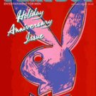 Playboy Magazine January 1986 Holiday Anniversary Issue