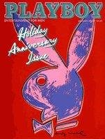 Playboy Magazine January 1986 Holiday Anniversary Issue