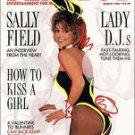 Playboy Magazine March 1986 Sally Field