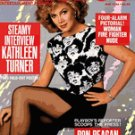 Playboy Magazine May 1986 Kathleen Turner