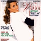 Playboy Magazine May 1987 Vanna White